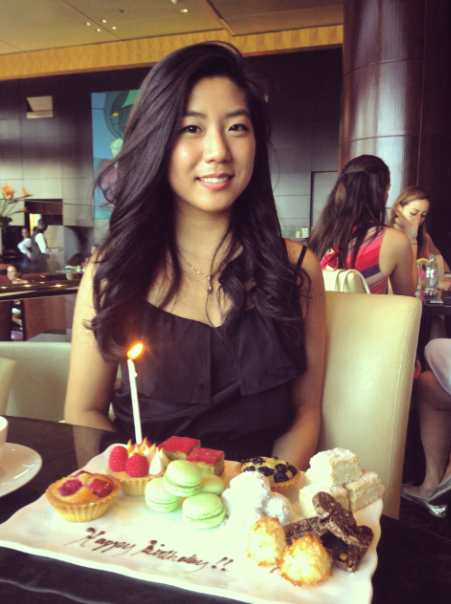 Afternoon Tea with Jee (from Oh How Civilized) 1